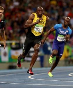 Usain Bolt - JO de Rio de Janeiro 2016